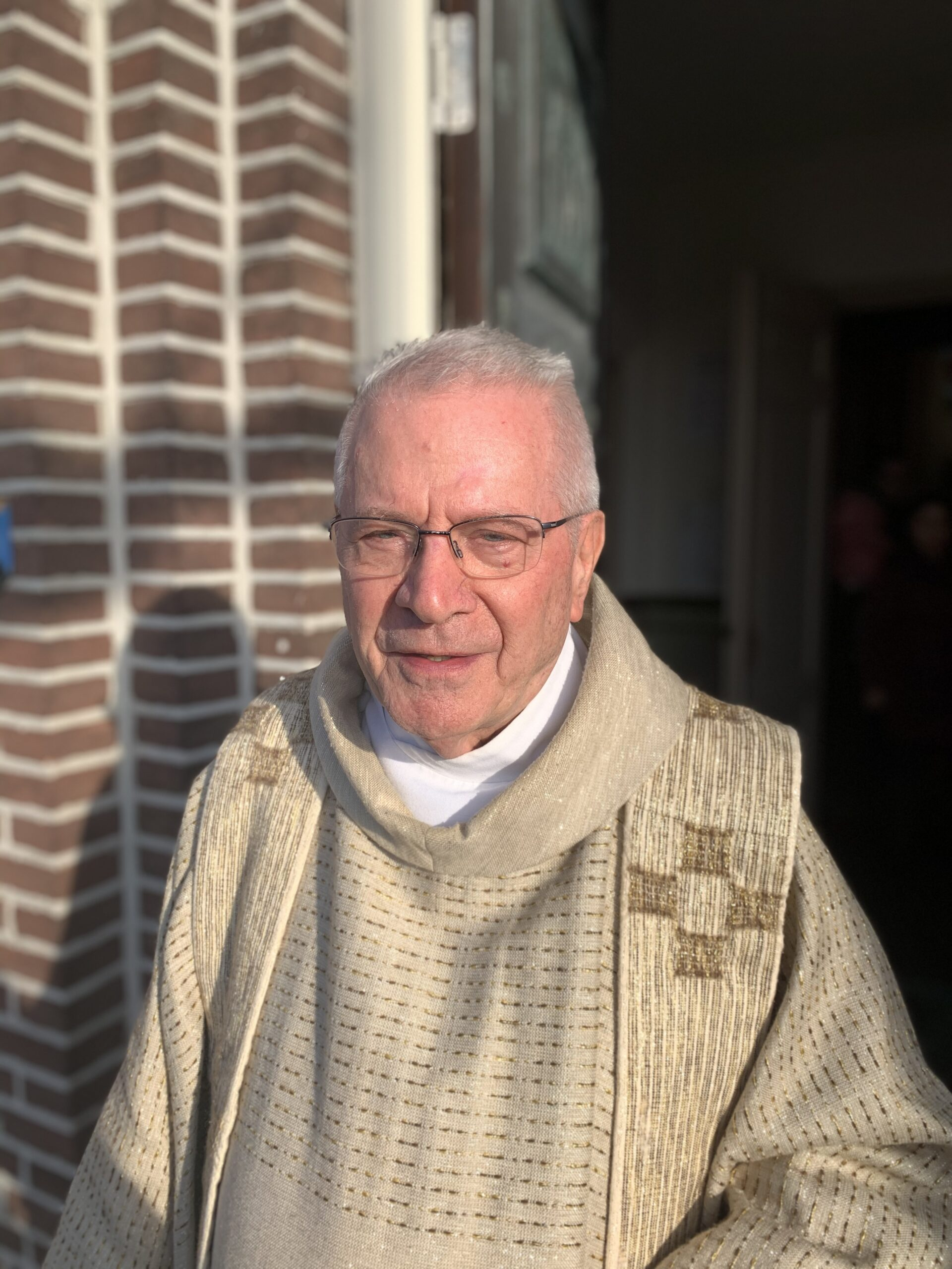 Pater Bert Wooning