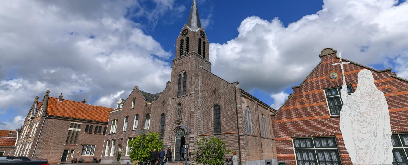 Joannes de Doper kerk Hoofddorp