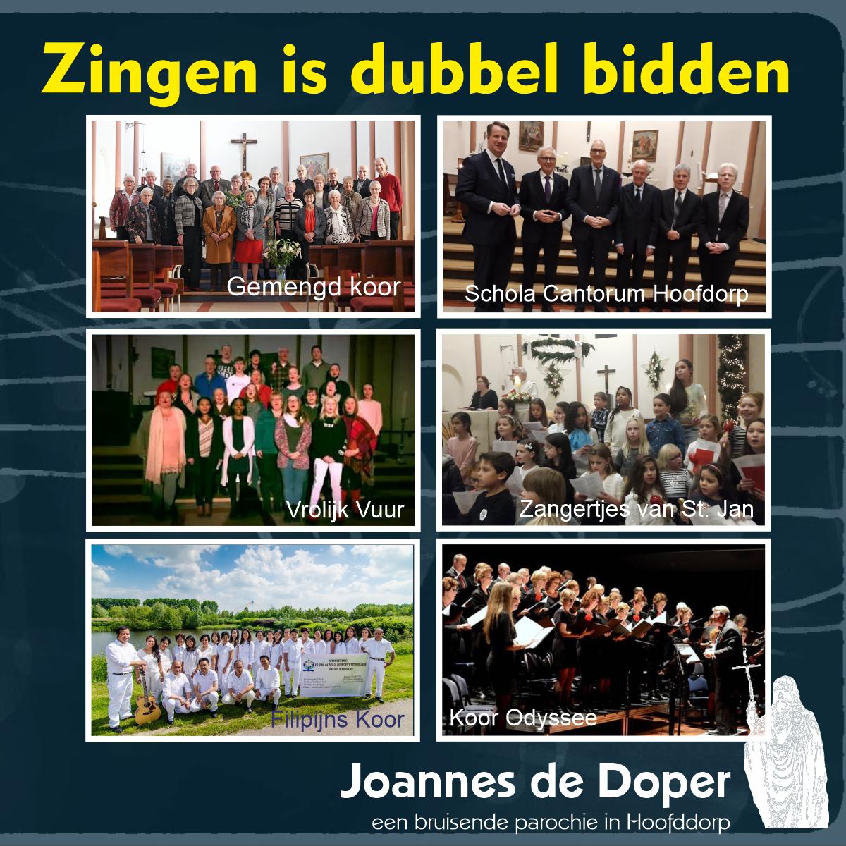 Koren in Joannes de Doper Hoofddorp