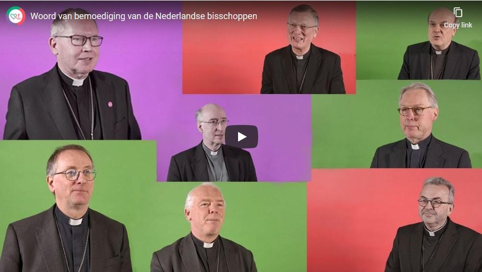 Woord van bemoediging van de Bisschoppen