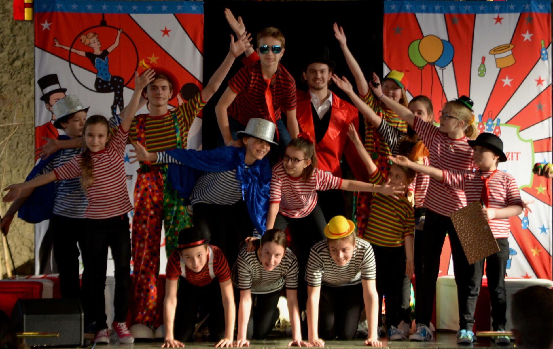 Kisi Musical Zomerkamp Joannes de Doper Hoofddorp